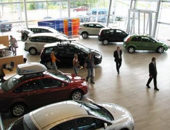 Покупка в автосалоне