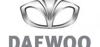 Иформация об автомобилях Daewoo
