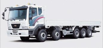 Бортовой грузовик Daewoo Cargo 25tonn