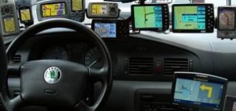 Автомобильные gps навигаторы