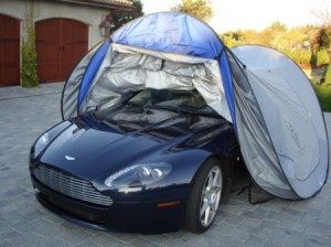 Хранение автомобиля