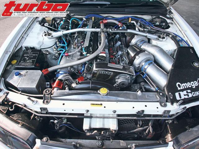Skyline GT-R rb26-dett