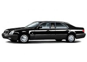 ssangyong chairman  limousine