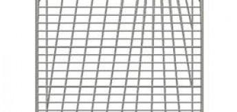 Аккумуляторная решетка