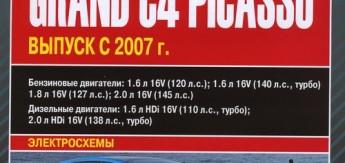 Citroen C4 Picasso / Grand С4 Picasso