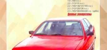 Руководство по ремонту и эксплуатации Audi 100 / 200 (Ауди 100 / 200)