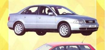 Руководство по ремонту и эксплуатации Audi A4 (Ауди А4)