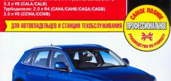 Книга Audi Q5. Руководство по ремонту