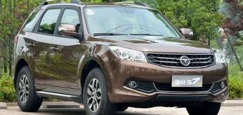 Haima 7 - Китайский вариант народного автомобиля.