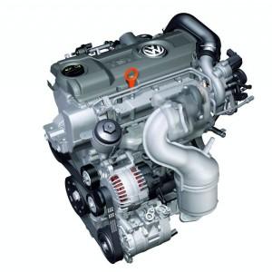 Twincharger от VW