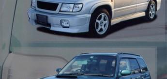 Subaru Forester 1997-02 с бенз. 2,0 Ремонт.Экспл.ТО