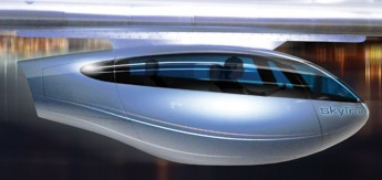 Летающие автомобили SkyTran