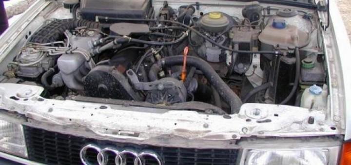Audi 80 двигатели