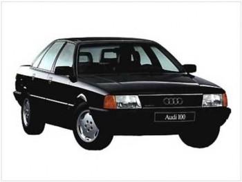 Автомобили Audi 100