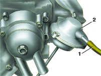 регулировка частоты вращения пуска двигателя audi 100