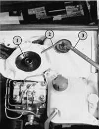 ремонт передней подвески audi 80