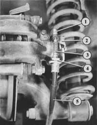 измерение толщины колодок задних дисковых тормозов audi 80