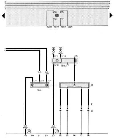 датчик холла, трансформатор высокого напряжения, распределитель зажигания, свечи зажигания audi 80