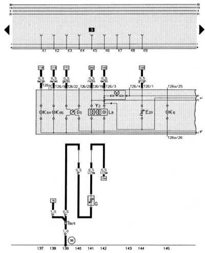комбинация приборов, тахометр, цифровые часы, регулятор освещения audi 80