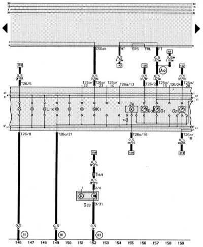 комбинация приборов, стабилизатор напряжения, контроль охлаждающей жидкости, индикатор количества топлива, спидометр audi 80