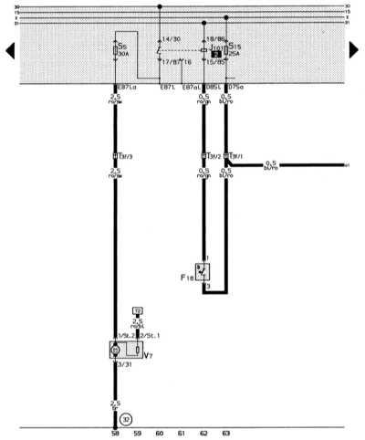 2,3-литровый 5-цилиндровый двигатель (98 квт) audi 80