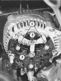 самостоятельный ремонт генератора и регулятора audi 80
