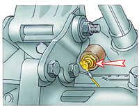 проверка датчика температуры охлаждающей жидкости audi 100
