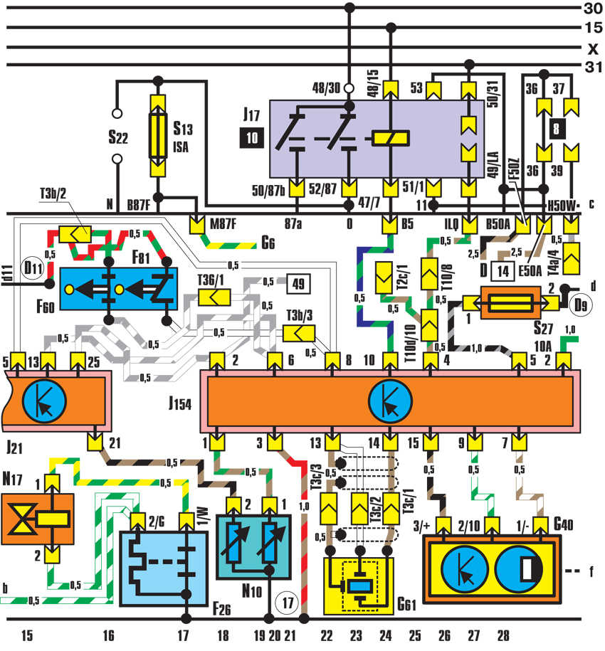 впрыск топлива с регулировкой детонационного сгорания audi 100