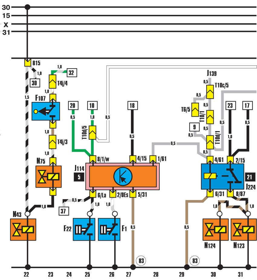 устройство контроля давления масла audi 100