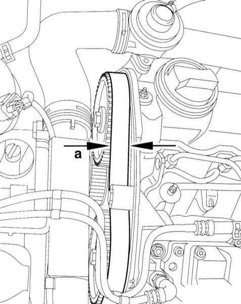 проверка зубчатого ремня привода грм на наличие повреждений, измерение износа audi a3