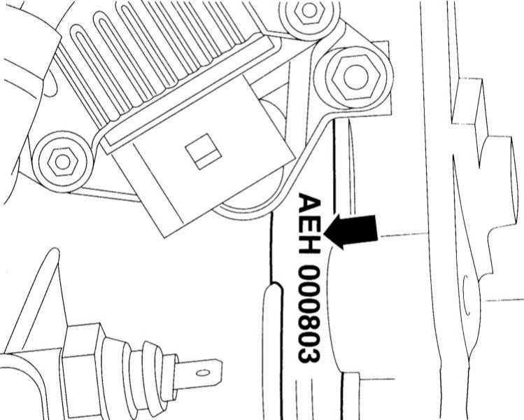 идентификационные номера автомобиля audi a3