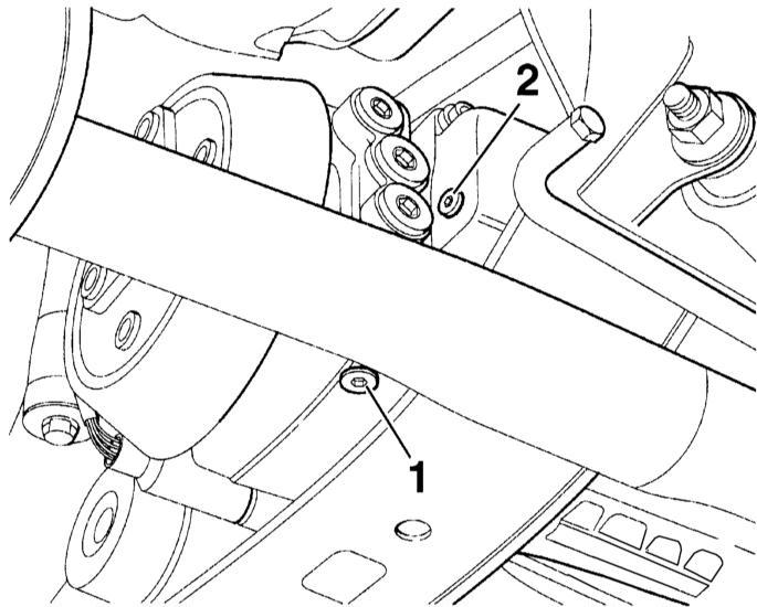 замена масла в сцеплении haldex моделей с полным приводом audi a3