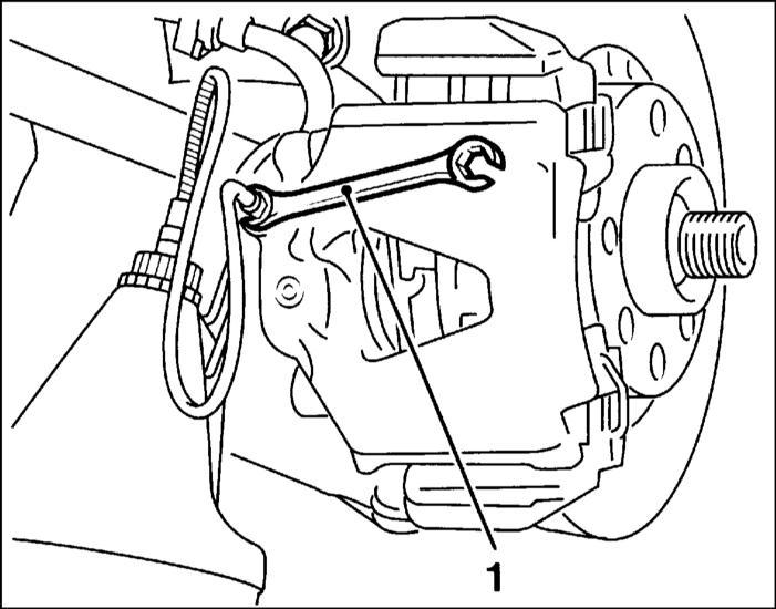 замена тормозной жидкости audi a3