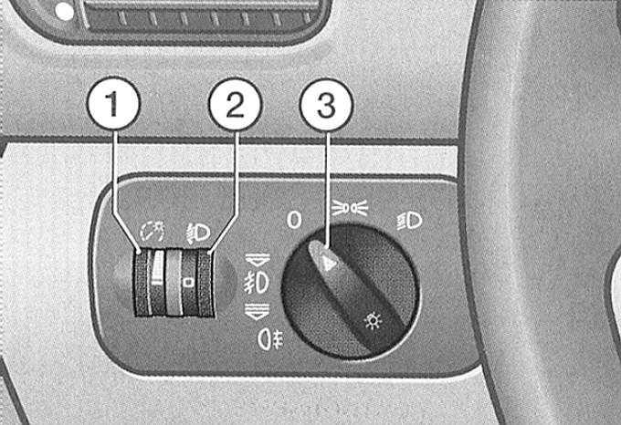 выключатели и переключатели audi a3