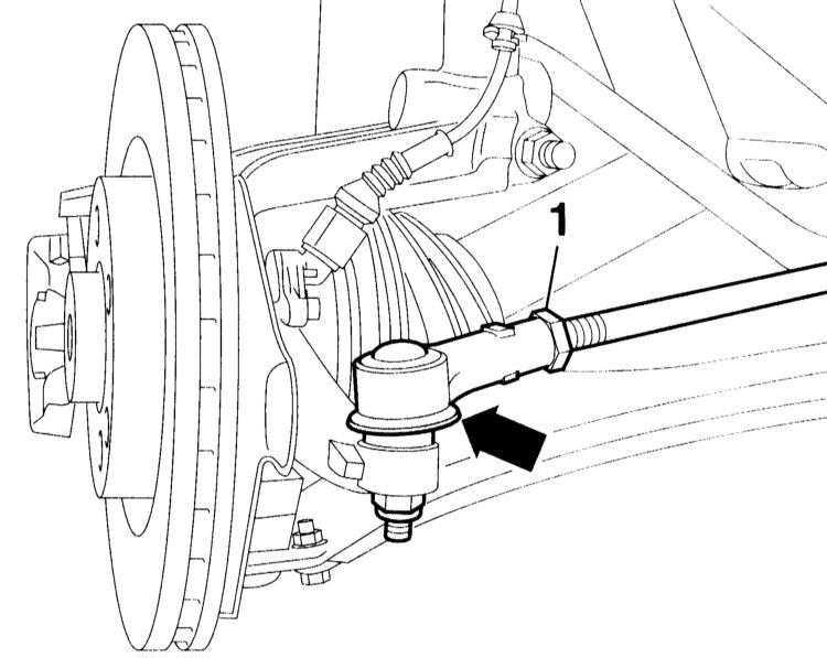 проверка состояния компонентов подвески и рулевого управления audi a3
