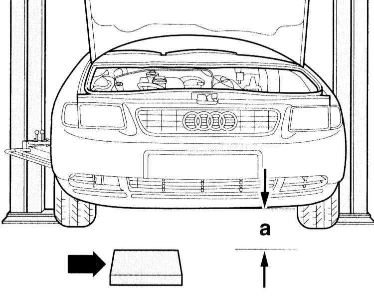снятие и установка двигателя/ркпп audi a3