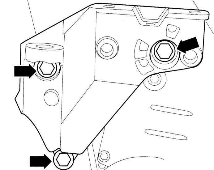 снятие, установка и натяжение зубчатого ремня audi a3