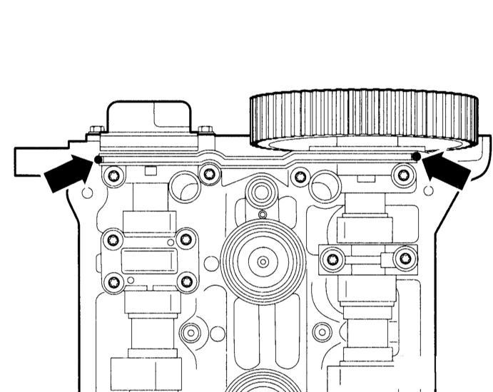 снятие и установка головки цилиндров audi a3