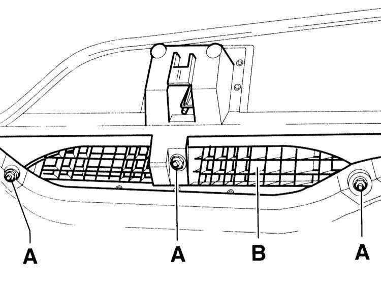 снятие и установка воздушных дефлекторов audi a3