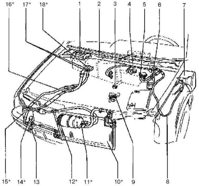 системы вентиляции, отопления и кондиционирования воздуха audi a3
